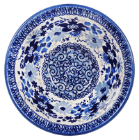 "5.5"" Fancy Bowl (Blue Life) 