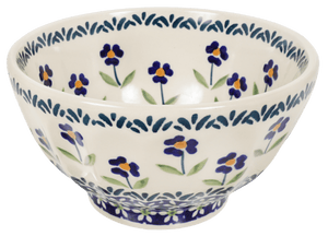 "5.5"" Fancy Bowl (Forget Me Not)"