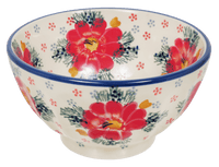 "5.5"" Fancy Bowl (Zinnia Zest)"