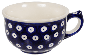 Teapot with Canadian Cup (Dot to Dot)