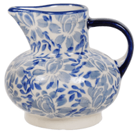 Big Belly Creamer (English Blue)