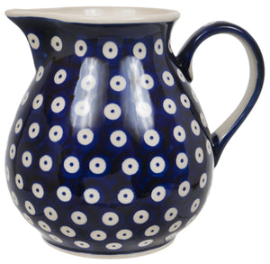 "1 Liter ""Basia"" Pitcher (Dot to Dot)"