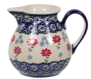 "0.5 Liter ""Basia"" Pitcher (Summer Blossoms)"
