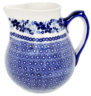 The 3 Liter Pitcher (Duet in Blue & White)