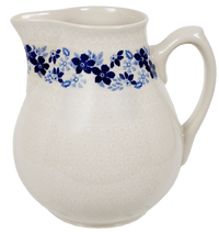 The 3 Liter Pitcher (Duet Blue Wreath) | D028S-SB07