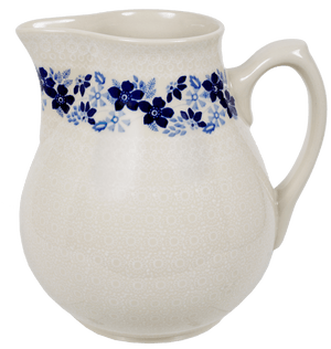 The 3 Liter Pitcher (Duet Blue Wreath)