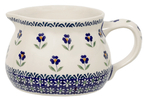 The 1 Liter Wide Mouth Pitcher (Forget Me Not)