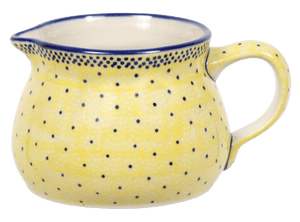 The 1 Liter Wide Mouth Pitcher (Sunshine Blue Speckle)