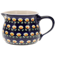 The 1/2 L Wide Mouth Pitcher (Tulip Azul)