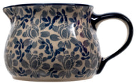 The 1/2 L Wide Mouth Pitcher (English Blue)