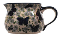 The 1/2 L Wide Mouth Pitcher (Butterfly Migration)