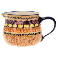 The 1/2 L Wide Mouth Pitcher (Desert Sunrise)