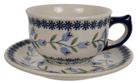 Canadian Cup and Saucer (Lily of the Valley)