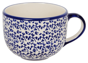Large Latte/Soup Cups (Blue Thicket)