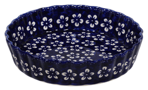 The Small Quiche Dish (Modern Blue)