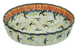 The Small Quiche Dish (Capistrano)