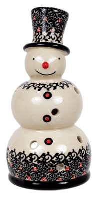 Snowman Luminary (ACT)