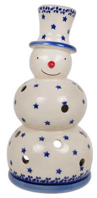 Snowman Luminary (All Star)