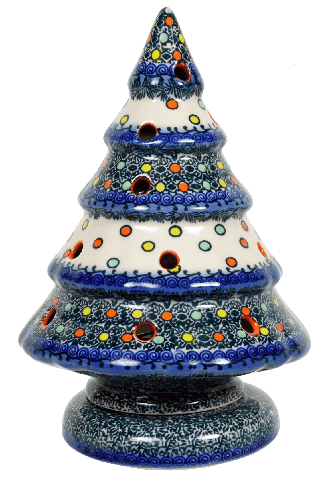 Large Christmas Tree Luminary (UN1)