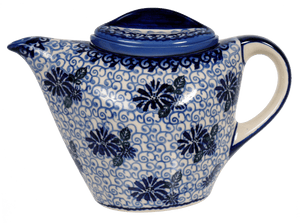 Infuser Tea Pot (Dreamy Blue)