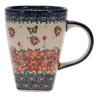 20 oz Tapered Mug - (Butterfly Fields) | GK06-AM
