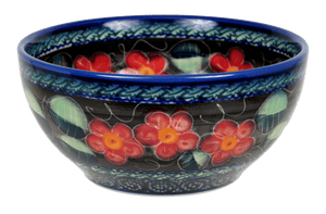 "6.3"" Bowl (Midnight Flowers)"