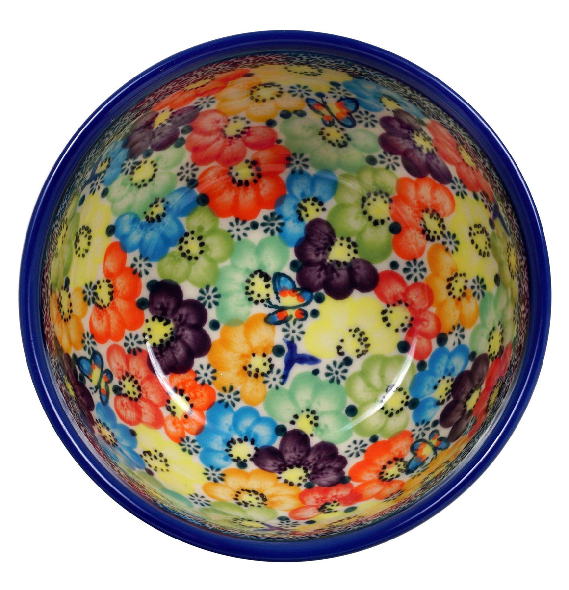 "6.3"" Bowl (Rainbow Bouquet)"