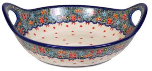 "11.5"" Basket Bowl with Handles (USP)"