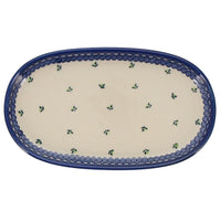 Small Oval Serving Dish (PWP)