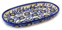 Small Oval Serving Dish (UPL) | GP12-UPL