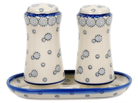 Salt & Pepper Set with Tray (PK3)
