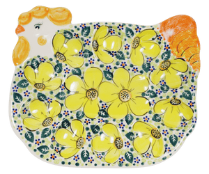 Chicken Egg Plate (AJE)