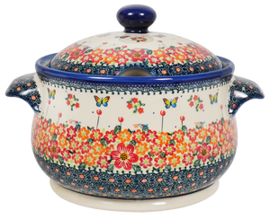 3.2 Quart Tureen (Butterfly Fields)