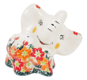 Small Elephant Figurine (Butterfly Fields)