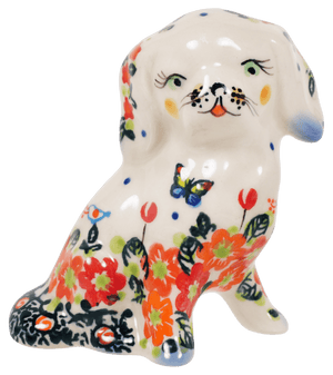 Small Dog Figurine (Butterfly Fields)