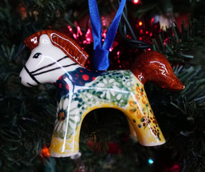 Horse Ornament (Sunshine Grotto)