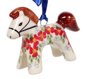 Horse Ornament (Ring Around the Rosie)