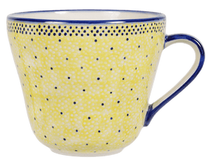 The Mondo Mug (Sunshine Blue Speckle)