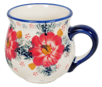 Small Belly Mug (Zinnia Zest)