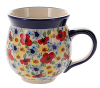 Large Belly Mug (Sunlit Blossoms)