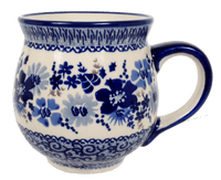 Large Belly Mug (Blue Life) | K068S-EO39