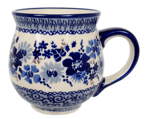 Large Belly Mug (Blue Life)