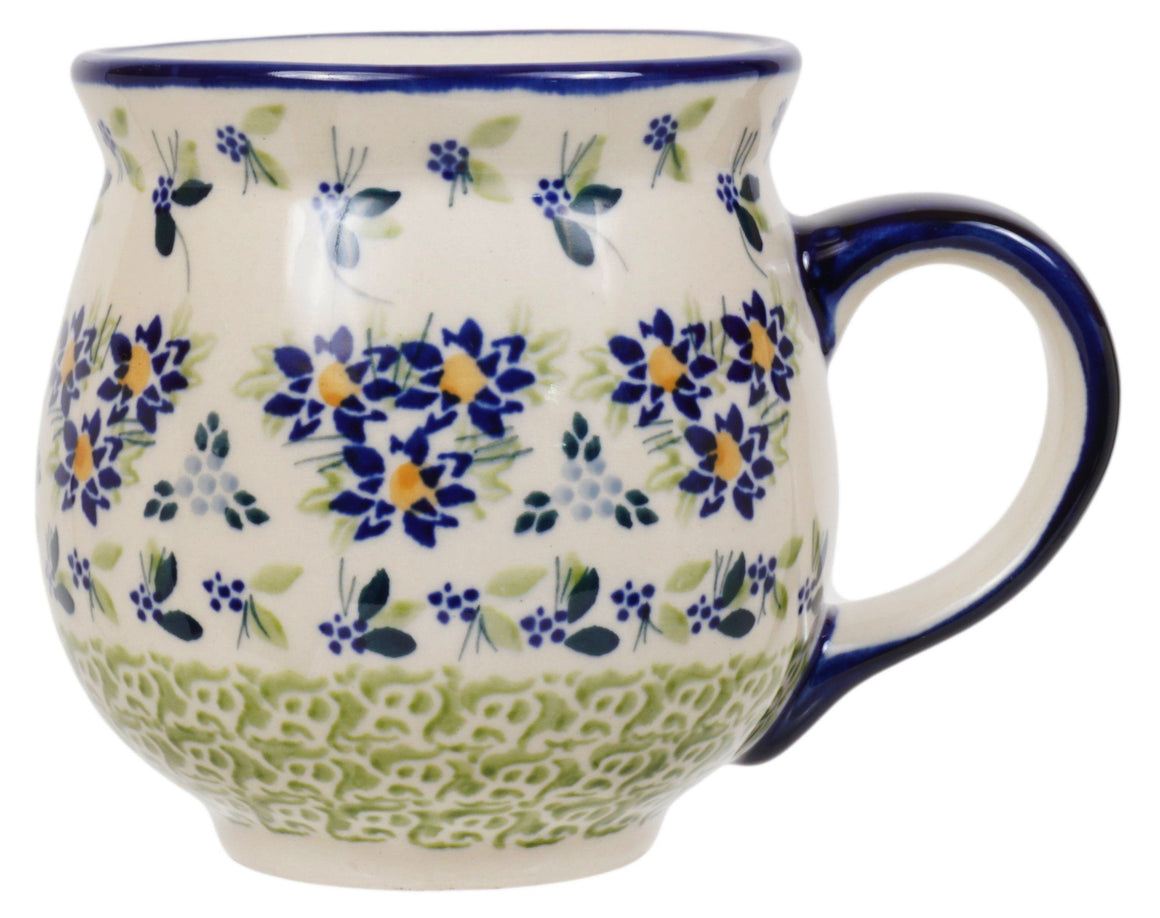 Large Belly Mug (Garden Splendor)