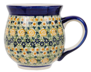 Large Belly Mug (Perennial Garden)