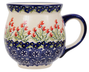 Large Belly Mug (Burning Thistle)