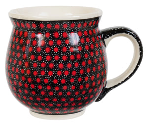 Large Belly Mug (Scarlet Night)