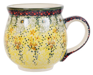 Large Belly Mug (Sunshine Grotto)
