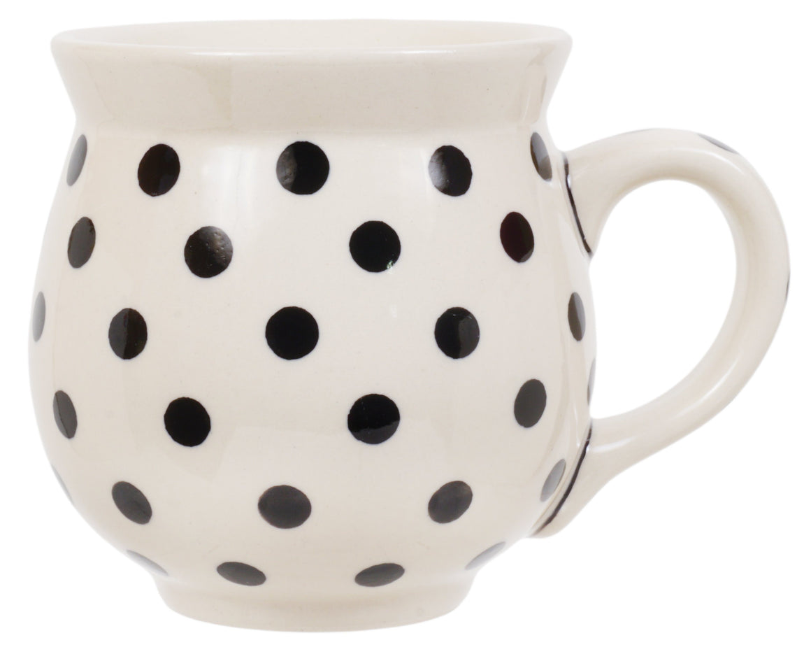 Large Belly Mug (Peppercorn)