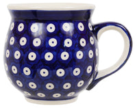 Large Belly Mug (Dot to Dot)