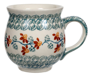 Large Belly Mug (Indian Summer)